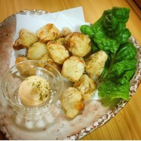 【京都丹波】菊芋の唐揚げ