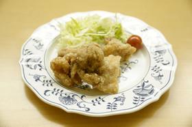鶏肉の山椒唐揚げ