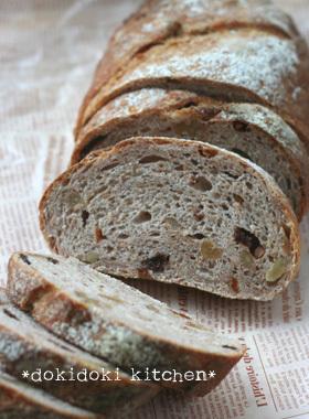 HBで♡田舎パン