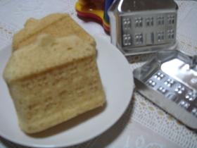 ♪ゆずハウスケーキ♪