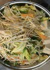 簡単中華風鍋