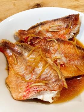 魚の煮付け(赤魚・カレイ・ハマチ等)