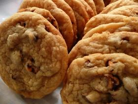いつまでも柔らかい☆チョコチップクッキー