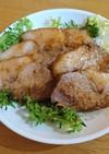 フライパンで簡単!豚肩ブロックの味噌煮☆