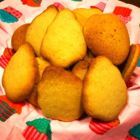 さくさく★簡単美味しいクッキー☆