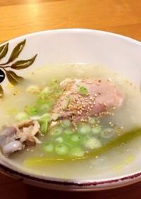 炊飯器で簡単*サムゲタン風スープ