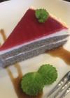 梅しそケーキ