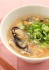 〈くらし薬膳〉豚肉と玉子の酸辣湯スープ