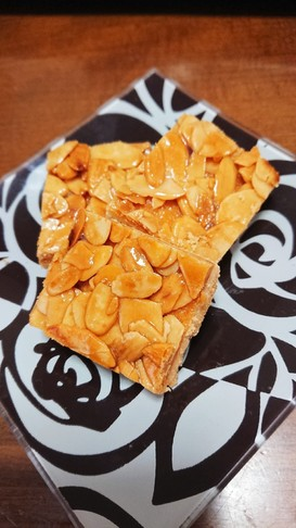 アーモンドクッキー(フロランタン)