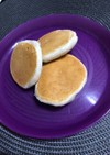 材料4つ★米粉バナナパンケーキ