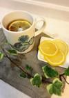 紅茶でホットウィスキー★レモンもGOOD