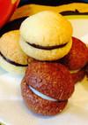 バーチ ディ ダーマ/イタリアのクッキー