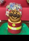 アンパンマン  ケーキ 誕生日