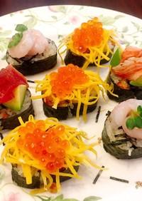 ちらし巻き寿司
