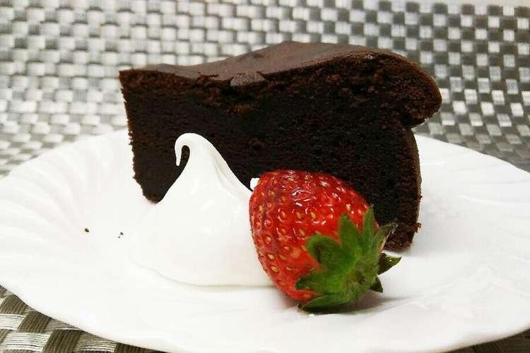 ガーナ チョコレート レシピ