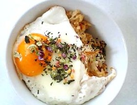 うちの卵かけごはん