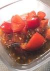 トマトもずく酢