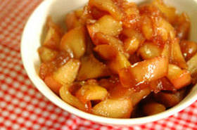 あっさりんごジャム/1食分23kcal