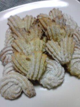 ナツメグのさっくさくクッキー♪