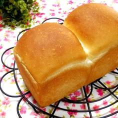 白神こだま酵母deミルク食パン&丸パン✿