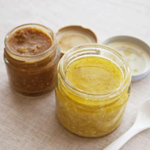 2種の塩レモンドレッシング