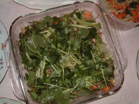 *御野菜たっぷり☆鮭のマリネサラダ*