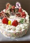 スプラトゥーン2ケーキ