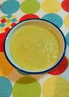 離乳食(初期・中期)コーン枝豆ポタージュ