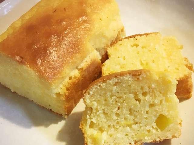 米粉 の パウンド ケーキ