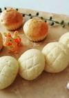 HMで簡単♡ウマうまメロンパン風クッキー