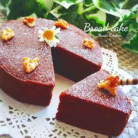 食パンで超簡単ケーキ♡バレンタインに♡