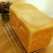 もちふわ♡ミルクハース湯種食パン♡の写真