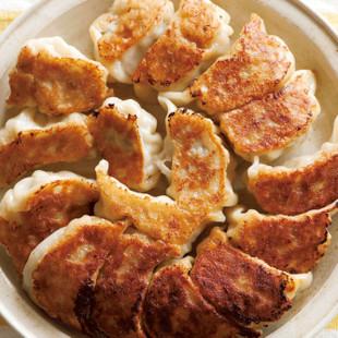 豚肉とセロリのギョーザ