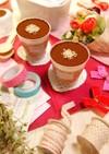 レンジやオーブン不要~★簡単チョコムース