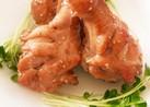 トースターで♬鶏手羽もと中華風タレ焼き