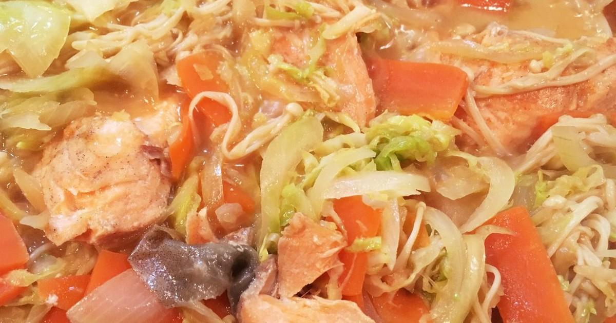 鮭 の ちゃんちゃん 焼き レシピ