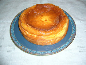 チーズケーキ 簡単混ぜて焼くだけ♪