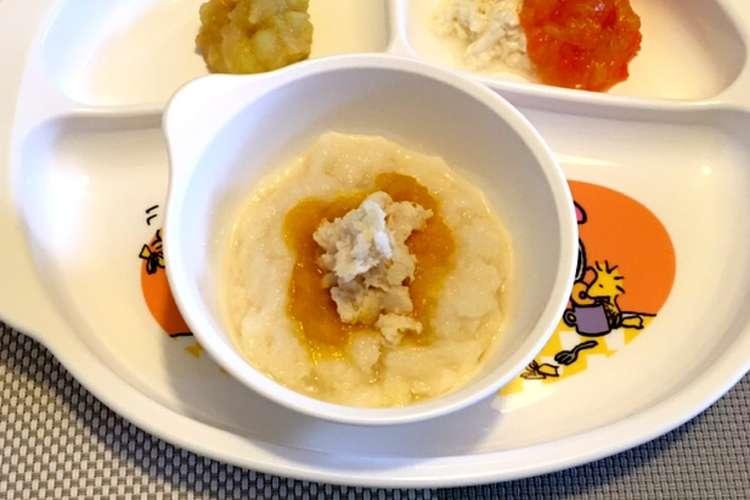 パン 粥 中期 離乳食におすすめ!「パン粥」の基本レシピ&大人もOKのアレンジ