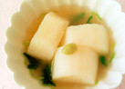 ほっくほくとろーり☆長芋の白煮