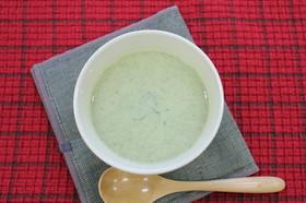 【使いきり】長ねぎのポタージュスープ