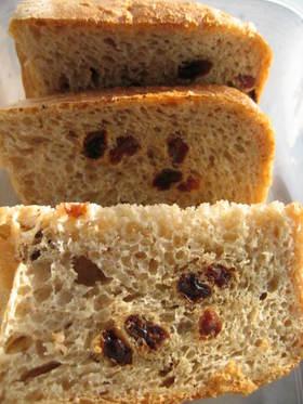 丹沢酵母 そば粉&レーズン食パン