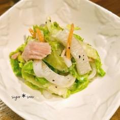 これで消費!白菜と大根のヨーグルトサラダ