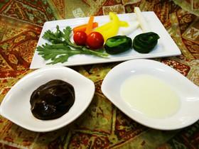 野菜をモリモリ食べよう♡チョコベジ