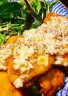 ガッツリ!チキン南蛮と特製タルタルソース