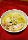 白菜たっぷり❗中華鍋