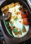 モッツァレラチーズで野菜を豊富に☆