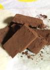 チョコサラミ風naグラノーラバー
