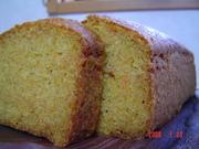にんじんケーキの写真