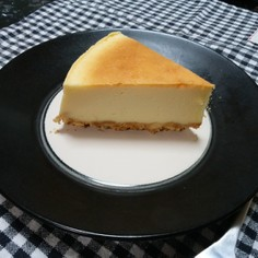 簡単!濃厚!ニューヨークチーズケーキ