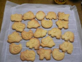 ☆サクサク☆練乳クッキー